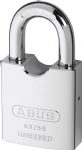 Abus 83/55 Open Shackle Steel Padlock